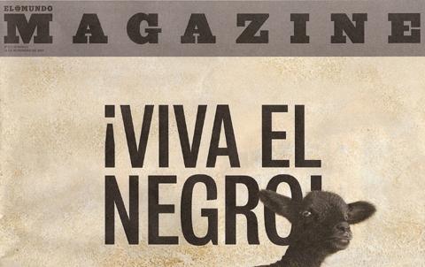 Portada Magazine El Mundo