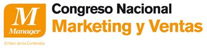 Logo Congreso Nacional de Marketing y Ventas - Manager Forum