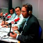 Fernando Rivero en la radio