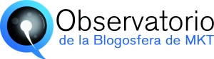 Logo del Observatorio de la Blogosfera de Marketing