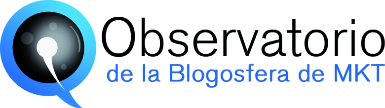 Logo del Observatorio de la Blogosfera de Marketing