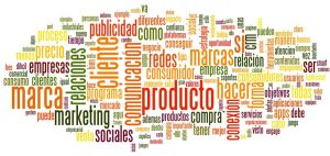 Nube de tags Blogosfera de marketing noviembre 2011