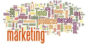 Nube de tags Blogosfera de marketing octubre 2011