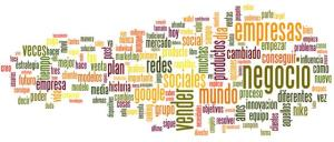 Nube de tags Blogosfera de marketing septiembre 2011
