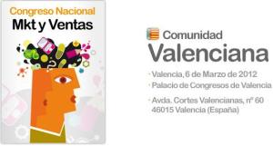 Congreso Marketing y Ventas - Valencia 2012