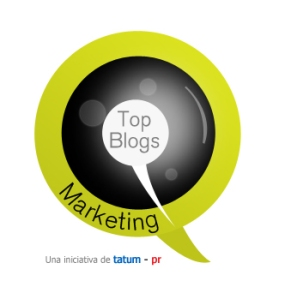 Logo Top Blogs Marketing