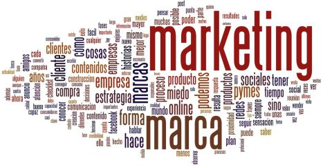 Nube de tags Blogosfera de marketing Mayo 2012