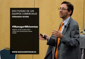 Fernando Rivero-Manager Madrid 2013