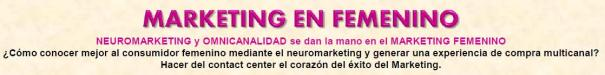 Marketing en Femenino
