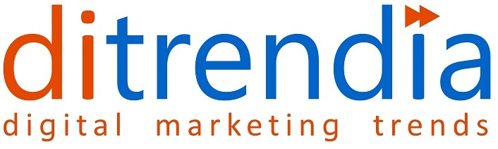 Logo Ditrendia Digital Marketing Trends